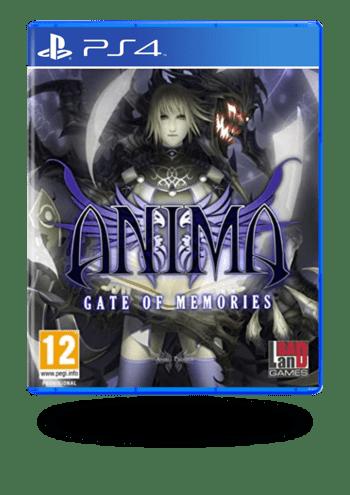 Anima: Gate of Memories PlayStation 4