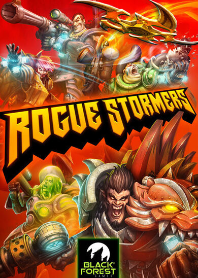 Rogue Stormers Steam Key GLOBAL