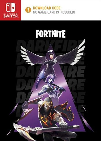 Fortnite: Darkfire Bundle (Nintendo Switch) (DLC) eShop Key UNITED STATES