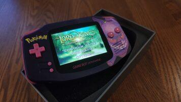 Game Boy Advance, Purple