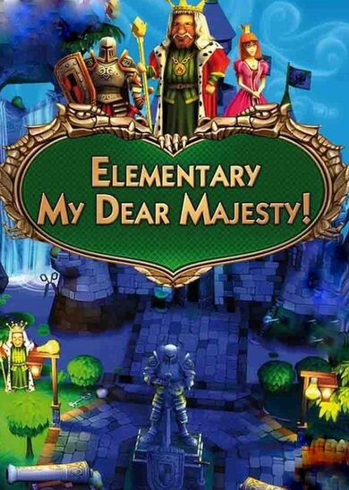 Elementary My Dear Majesty! Steam Key GLOBAL
