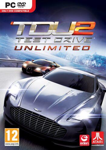 Test Drive Unlimited 2 Steam Key GLOBAL