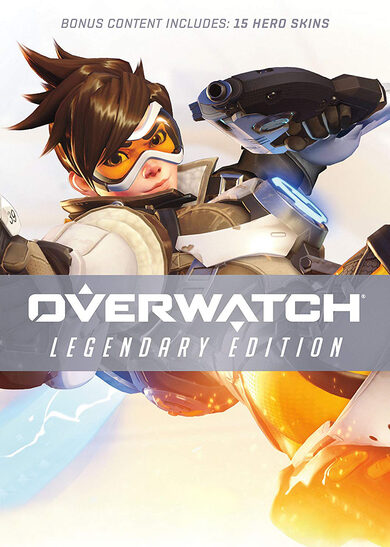 Overwatch (Edición Legendaria) Battle.net Key EUROPA