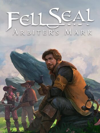 Fell Seal: Arbiter's Mark Steam Key GLOBAL