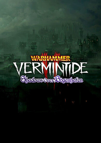 Warhammer: Vermintide 2 - Shadows Over Bögenhafen (DLC) Steam Key GLOBAL