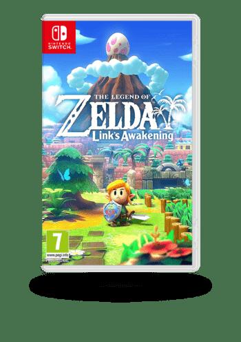 The Legend of Zelda: Link's Awakening (2019) Nintendo Switch