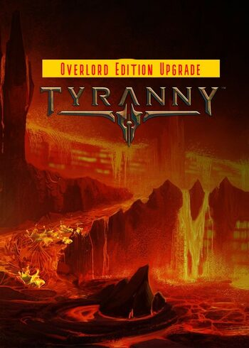 Tyranny - Overlord Edition Upgrade Pack (DLC) Steam Key GLOBAL
