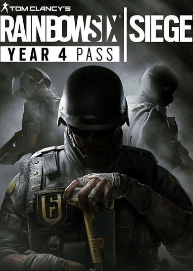 Tom Clancy's Rainbow Six Siege - Year 4 Pass (DLC) Uplay Key EUROPE
