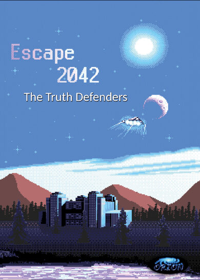 Escape 2042 - The Truth Defenders Steam Key GLOBAL