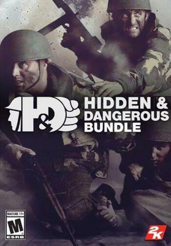 Hidden & Dangerous Bundle Steam Key EUROPE
