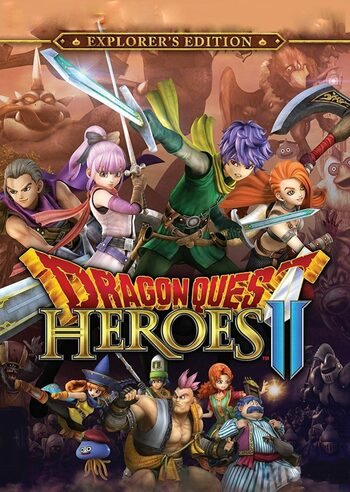 Dragon Quest Heroes II (Explorer's Edition) Steam Key GLOBAL