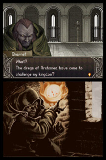 Fire Emblem: Shadow Dragon Nintendo DS