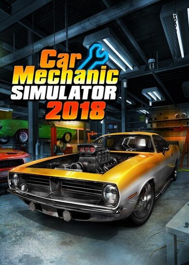 Car Mechanic Simulator 2018 (incl. Mazda DLC) Steam Key GLOBAL