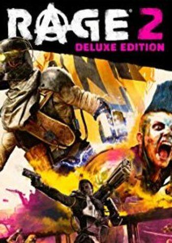 Rage 2: Deluxe Edition Bethesda.net Key GLOBAL