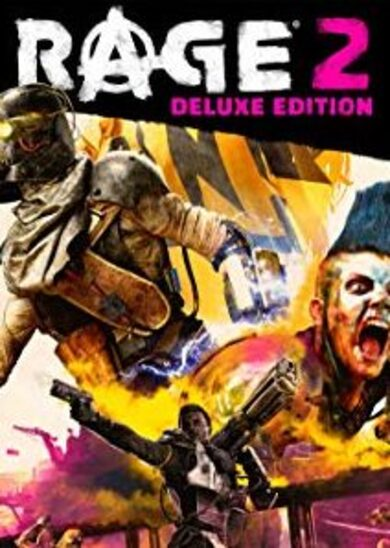 Rage 2: Deluxe Edition Bethesda.net Key GLOBAL