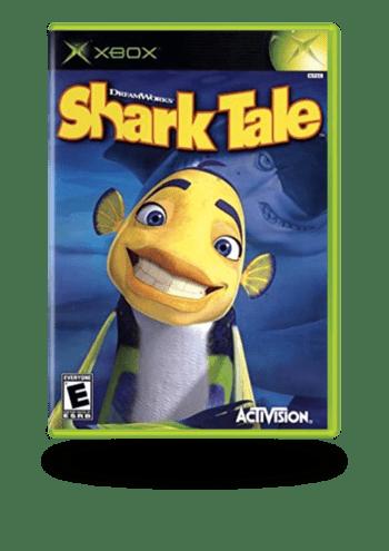 Shark Tale Xbox