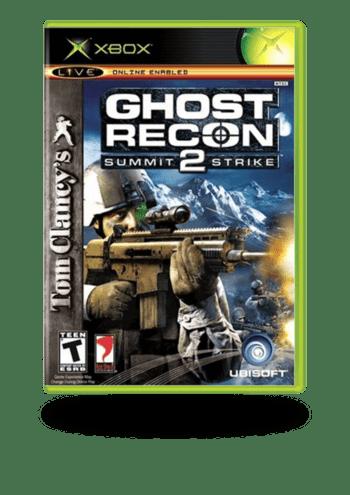 Tom Clancy's Ghost Recon 2: Summit Strike Xbox