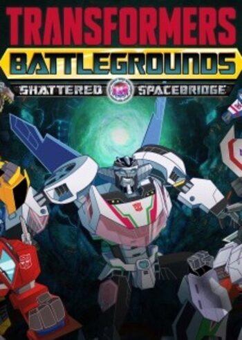 TRANSFORMERS: BATTLEGROUNDS - Shattered Spacebridge (DLC) Steam Key GLOBAL