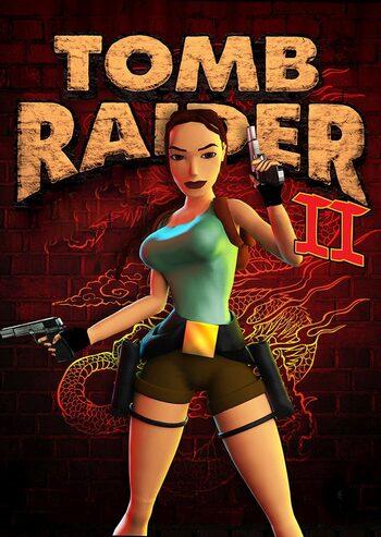 Tomb Raider II Steam Key GLOBAL