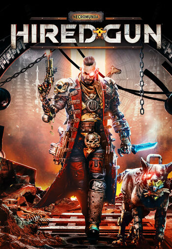 Necromunda: Hired Gun Steam Key GLOBAL