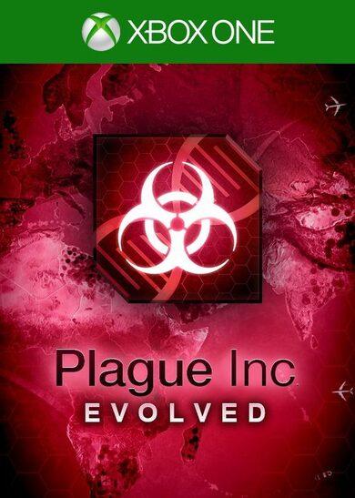 Plague Inc: Evolved (Xbox One) Xbox Live Key UNITED STATES