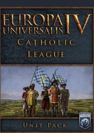 Europa Universalis IV - Catholic League Unit Pack (DLC) Steam Key GLOBAL фото