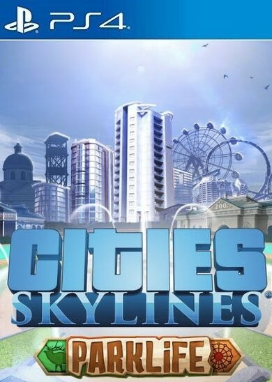 Cities Skylines Parklife PS4
