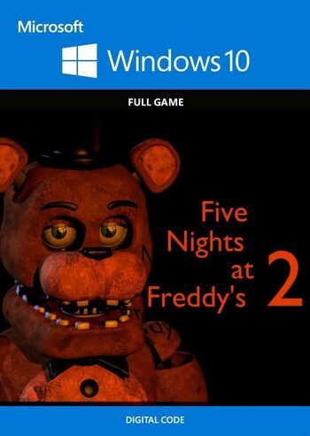 Five Nights at Freddy's 2 - Windows 10 Store Key EUROPE