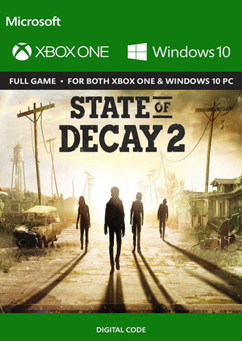 State of Decay 2 (PC/Xbox One) Xbox Live Key GLOBAL