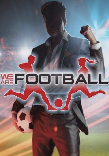 We are Football Steam Key GLOBAL