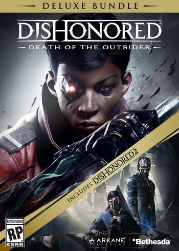 Dishonored: Death of the Outsider (Deluxe Bundle) Steam Key GLOBAL