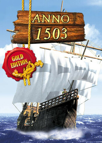 Anno 1503 Gold Uplay Key GLOBAL