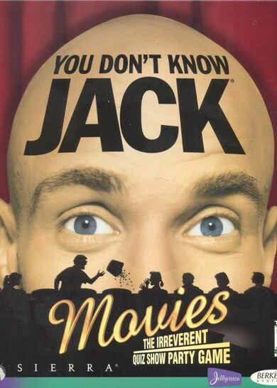 YOU DON'T KNOW JACK MOVIES Steam Key GLOBAL