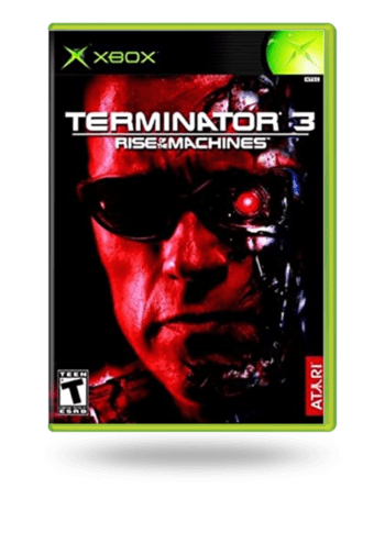 Terminator 3: Rise of the Machines Xbox