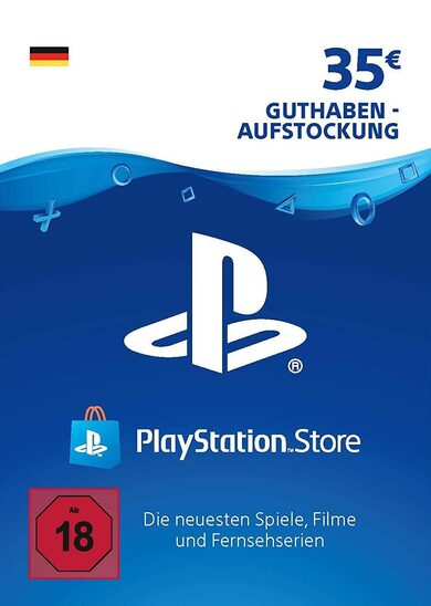 PlayStation Network Card 35 EUR (DE) PSN Key GERMANY фото