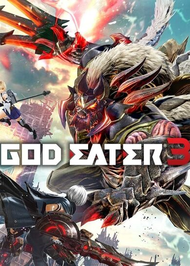 God Eater 3 Steam Key GLOBAL
