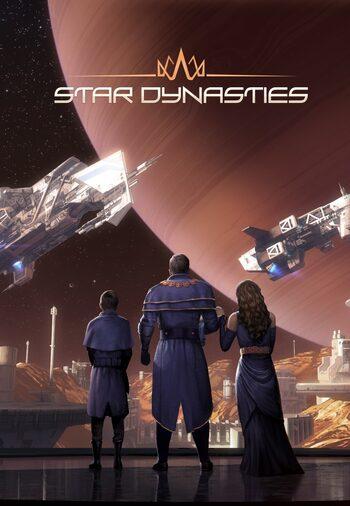 Star Dynasties Steam Key GLOBAL
