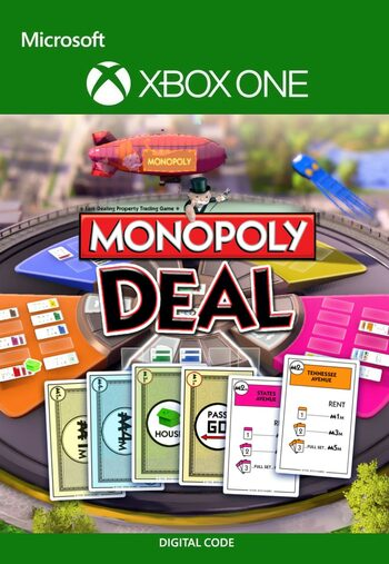 Monopoly Deal XBOX LIVE Key UNITED STATES
