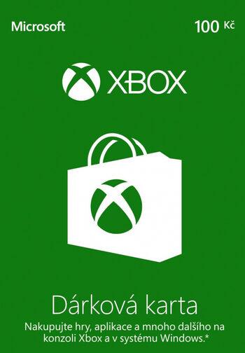 Xbox Live Gift Card 100 CZK (CZ) Xbox Live Key CZECH REPUBLIC