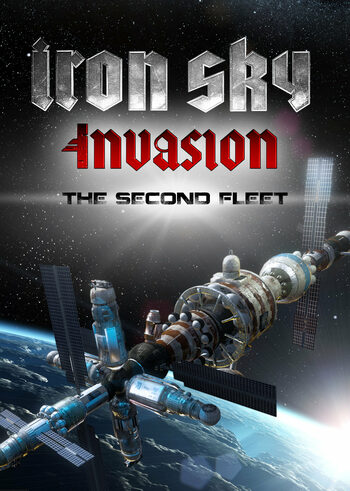 Iron Sky Invasion: The Second Fleet (DLC) Steam Key GLOBAL