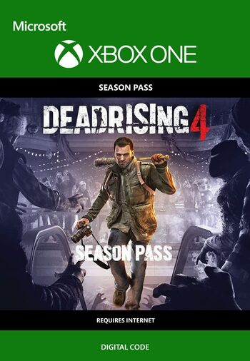Dead Rising 4 - Season Pass (DLC) XBOX LIVE Key UNITED STATES