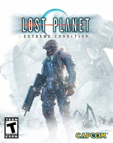 Lost Planet: Extreme Condition Steam Key GLOBAL