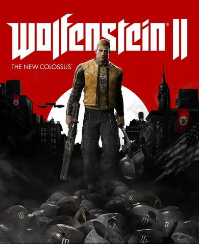 Wolfenstein II: The New Colossus (uncut) Steam Key GLOBAL