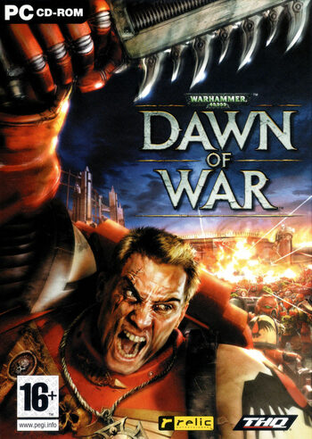 Warhammer 40,000: Dawn of War Steam Key GLOBAL