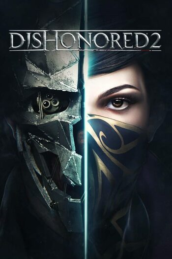 Dishonored 2 + Imperial Assassin's DLC Steam Key GLOBAL