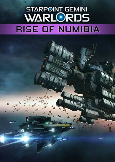 Starpoint Gemini Warlords - Rise of Numibia (DLC) Steam Key GLOBAL