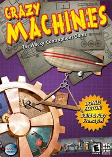 Crazy Machines Steam Key GLOBAL
