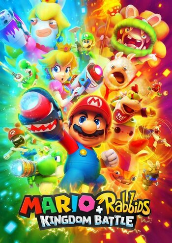 Mario + Rabbids Kingdom Battle (Nintendo Switch) eShop Key UNITED STATES