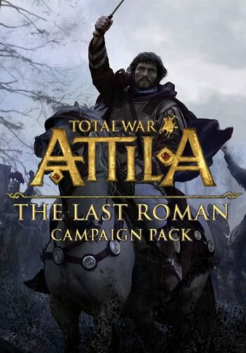 Total War: Attila - The Last Roman Campaign Pack (DLC) Steam Key GLOBAL