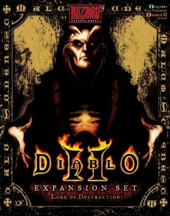 Diablo 2: Lord of Destruction Battle.net Key GLOBAL